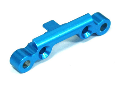 Mini Inferno Blue Aluminum Lower Arm Bulk for Rear Gear ...