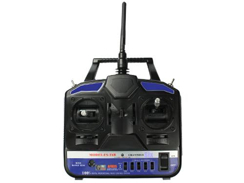 6 Channel 2.4G Radio
