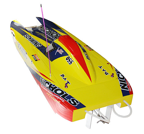 Trailblazer rc boat