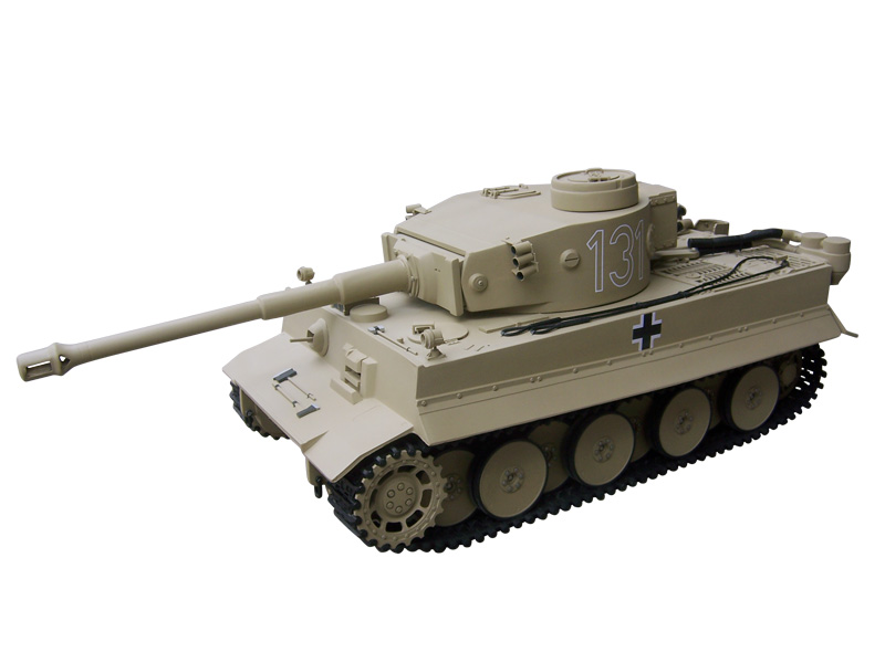 1/6 Scale RC Tank - Tiger I Tank